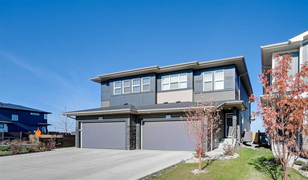 Townhouse for sale at 2706 Koshal Pl Sw Edmonton Alberta - MLS: E4177186