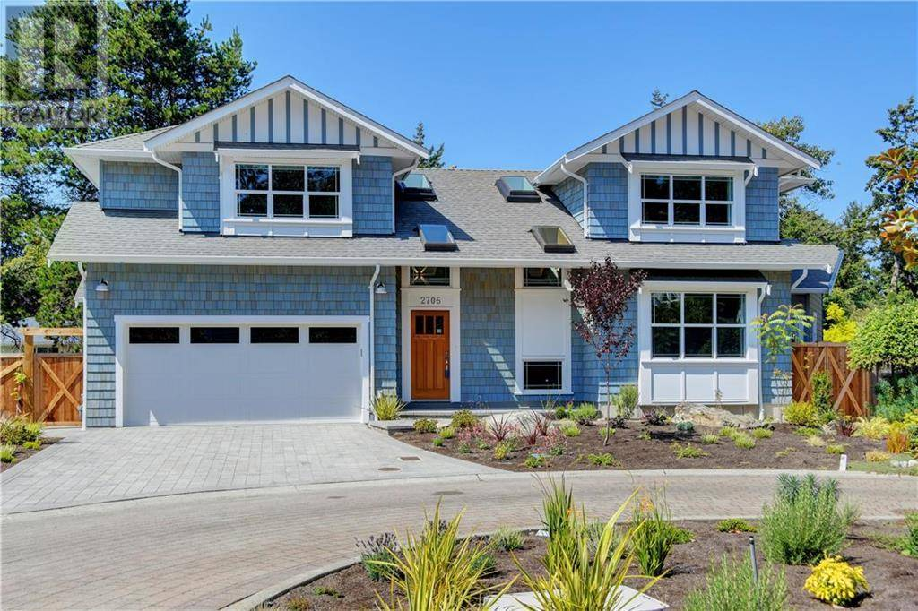 House for sale at 2706 Stone's Throw Ln Victoria British Columbia - MLS: 414394