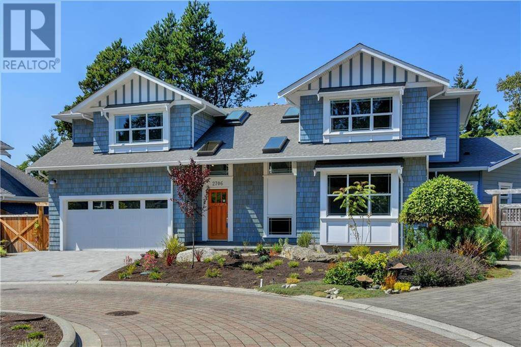 House for sale at 2706 Stone's Throw Ln Victoria British Columbia - MLS: 420143