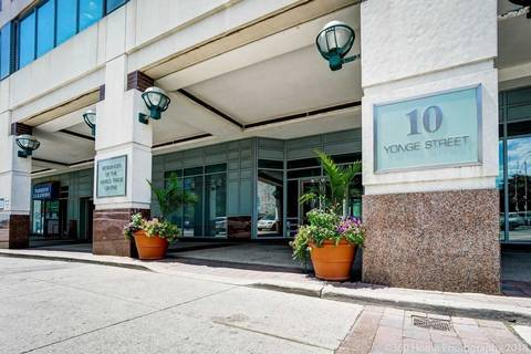 Apartment for rent at 10 Yonge St Unit 2707 Toronto Ontario - MLS: C4653180