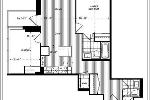 Apartment for rent at 120 Homewood Ave Unit 2707 Toronto Ontario - MLS: C4753661