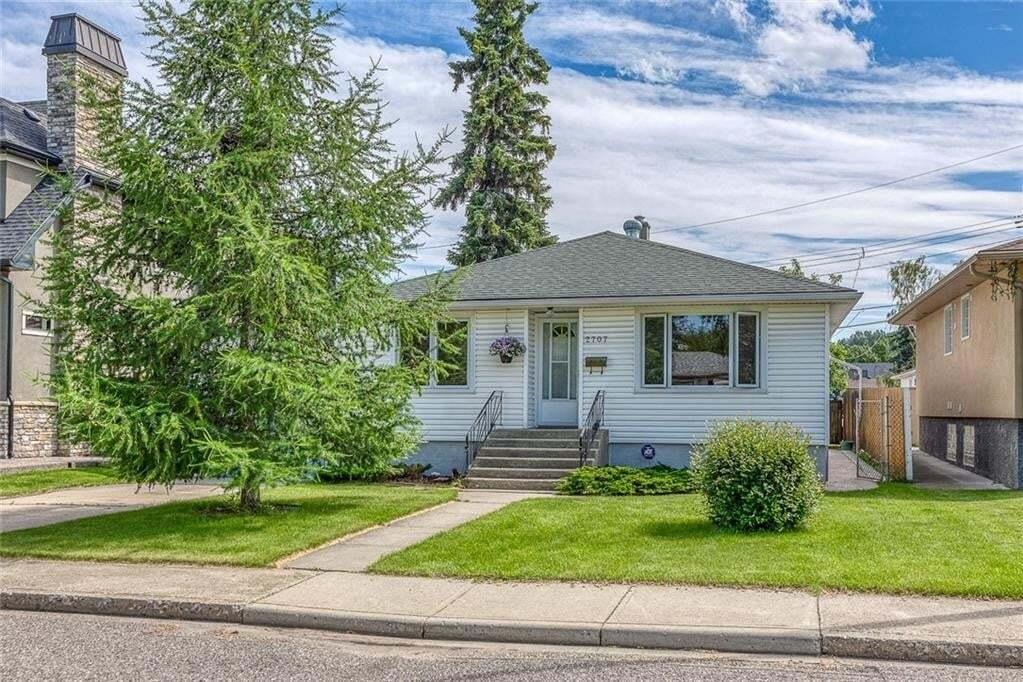 House for sale at 2707 3 Av NW West Hillhurst, Calgary Alberta - MLS: C4306266