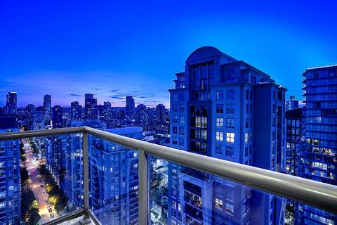 Condo for sale at 928 Richards St Unit 2707 Vancouver British Columbia - MLS: R2374456