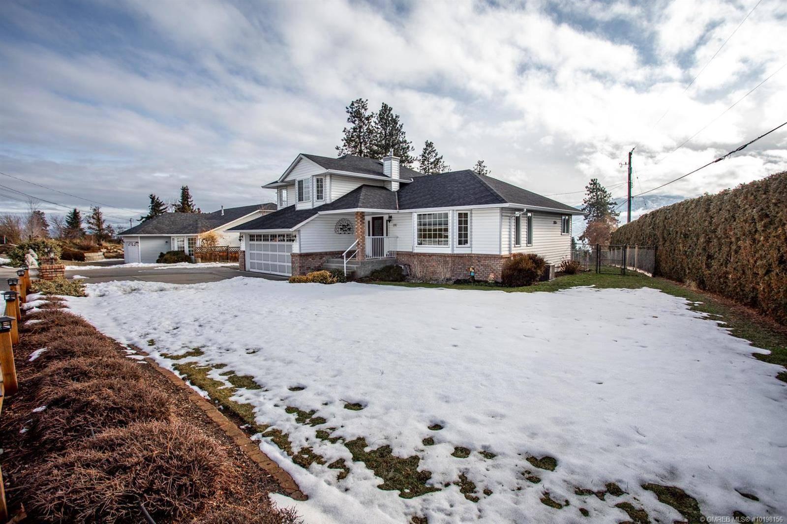 House for sale at 2707 Taneda Rd West Kelowna British Columbia - MLS: 10198156