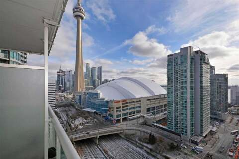 Apartment for rent at 381 Front St Unit 2709 Toronto Ontario - MLS: C4870727