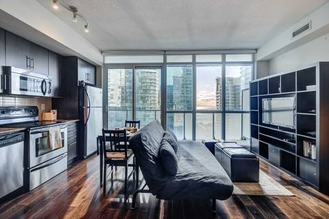 Apartment for rent at 55 Bremner Blvd Unit 2709 Toronto Ontario - MLS: C4700459