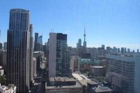 Apartment for rent at 832 Bay St Unit 2709 Toronto Ontario - MLS: C5000143