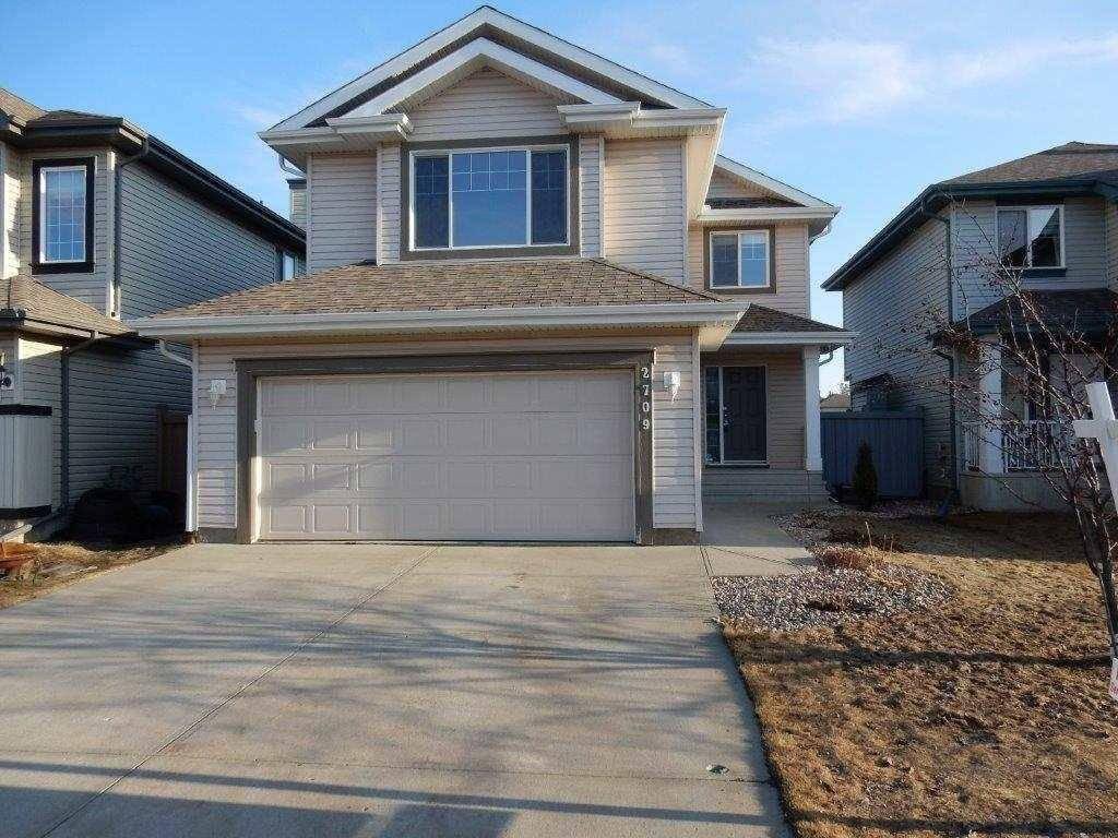 House for sale at 2709 Miles Pl Sw Edmonton Alberta - MLS: E4181498