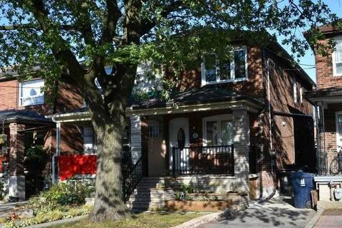 Townhouse for sale at 271 Atlas Ave Toronto Ontario - MLS: C4578878