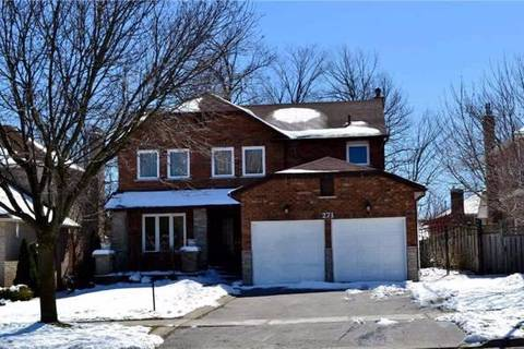 House for sale at 271 Aurora Heights Dr Aurora Ontario - MLS: N4746380