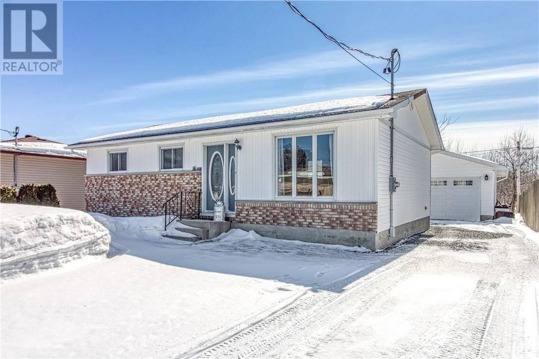 House for sale at 271 Carmen  Hanmer Ontario - MLS: 2084760