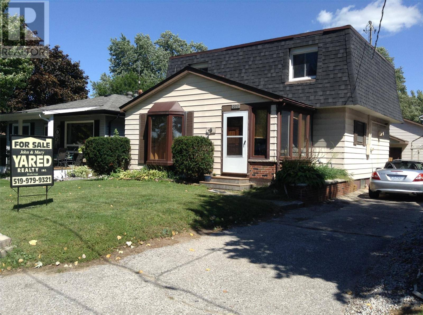 House for sale at 271 East River  Belle River Ontario - MLS: 19024492
