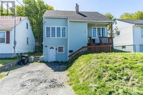 House for sale at 271 Empire Ave St. John's Newfoundland - MLS: 1198092