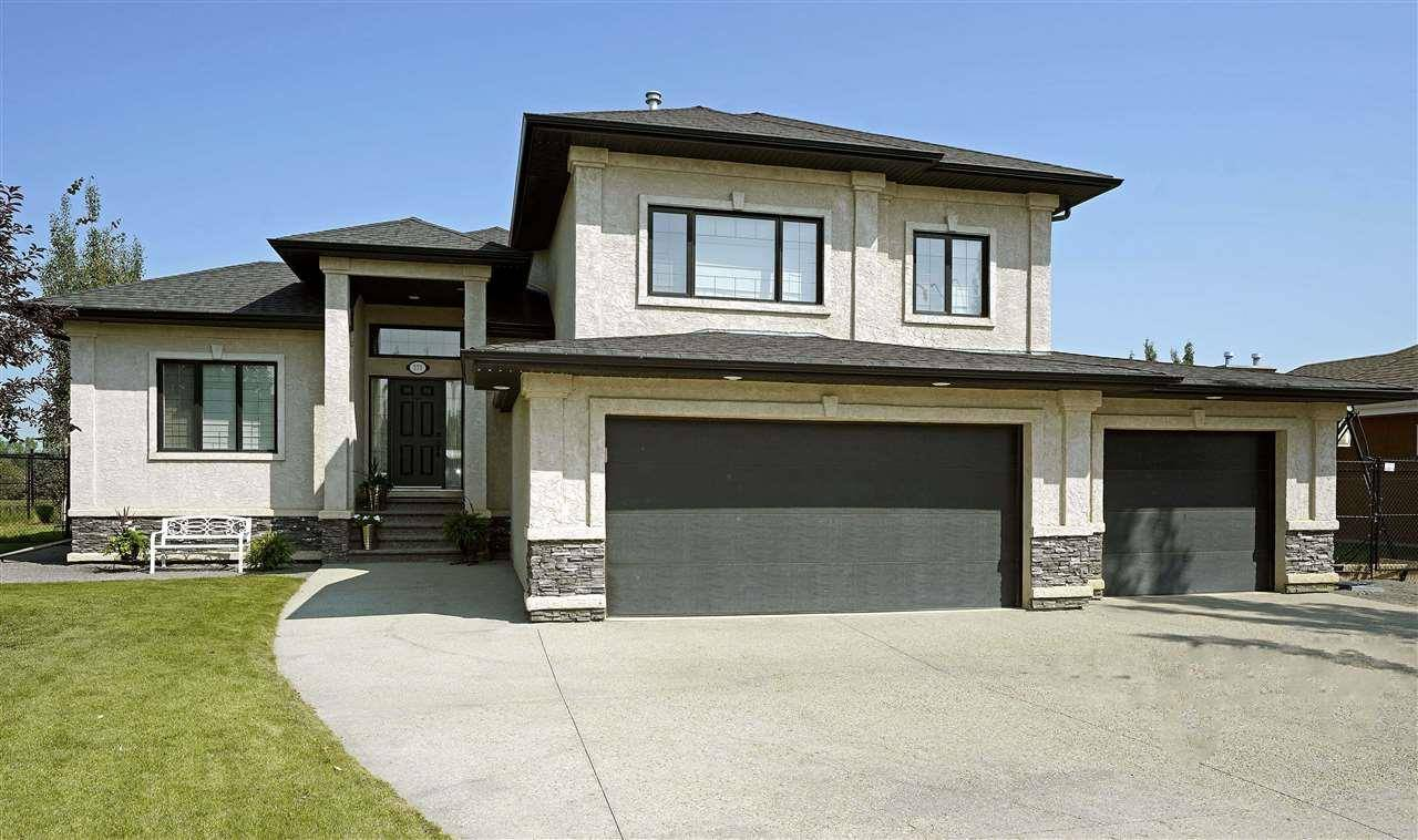 House for sale at 271 Estate Way Cres Rural Sturgeon County Alberta - MLS: E4190655