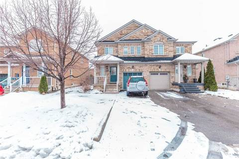 Townhouse for sale at 271 Fitzgerald Cres Milton Ontario - MLS: W4686317