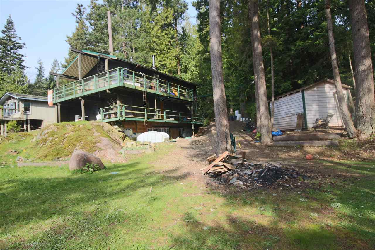 For Sale: 271 Gordon Road, Gibsons, BC | 4 Bed, 2 Bath House for $499,000. See 20 photos!