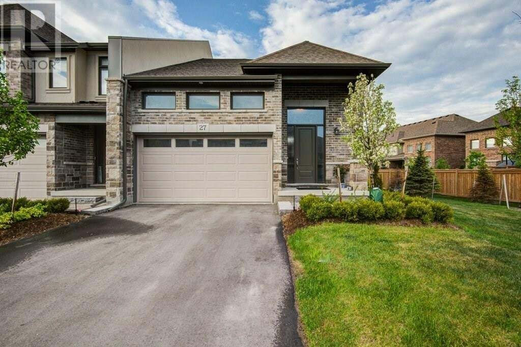 Townhouse for sale at 271 Grey Silo Rd Waterloo Ontario - MLS: 30808478