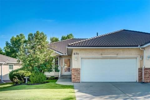 Townhouse for sale at 271 Hamptons Pk Northwest Calgary Alberta - MLS: C4261879