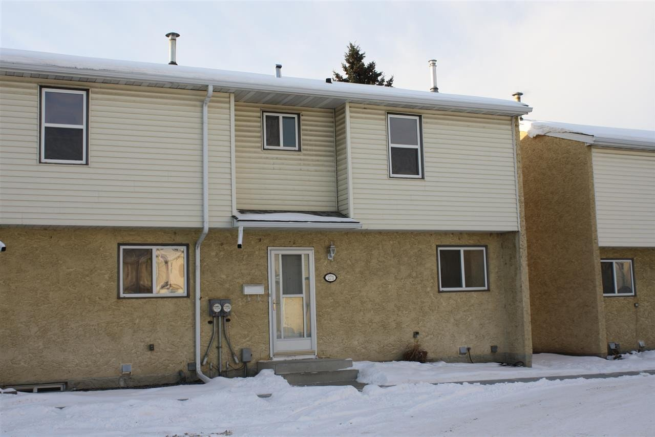 Townhouse for sale at 271 Harrison Dr NW Edmonton Alberta - MLS: E4221530