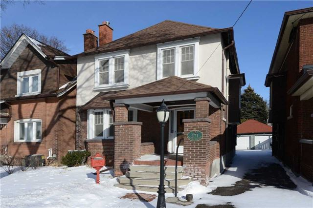 Sold: 271 Kennedy Avenue, Toronto, ON