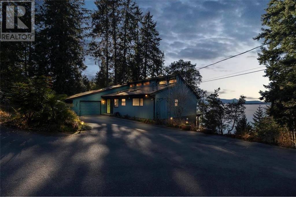House for sale at 271 Mt. Erskine Dr Salt Spring Island British Columbia - MLS: 424412