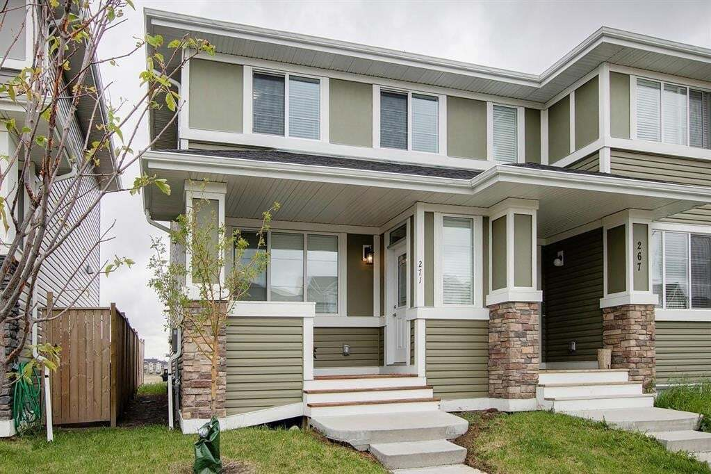 Townhouse for sale at 271 Redstone Dr Northeast Calgary Alberta - MLS: A1010043