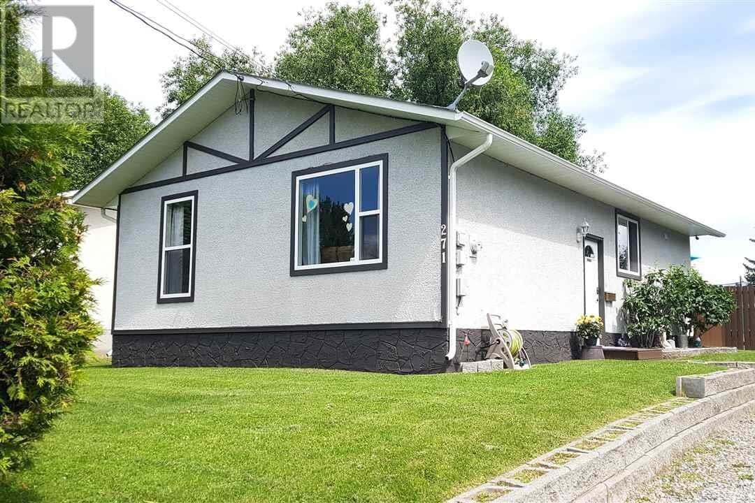 House for sale at 271 Robertson Ave Quesnel British Columbia - MLS: R2471346