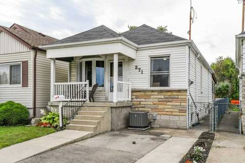 House for sale at 271 Strathearne Ave Hamilton Ontario - MLS: X4697445