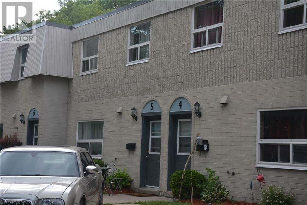 Townhouse for sale at 271 Thames St N Ingersoll Ontario - MLS: 268900