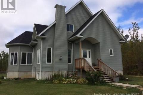House for sale at 2710 Blueberry St Wabasca-desmarais Alberta - MLS: 47829