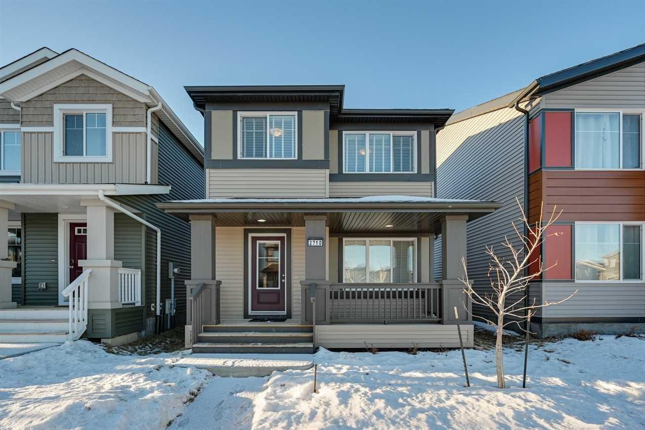 House for sale at 2710 Price Li SW Edmonton Alberta - MLS: E4225670