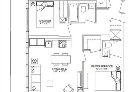 Apartment for rent at 8 Eglinton Ave Unit 2711 Toronto Ontario - MLS: C4866089