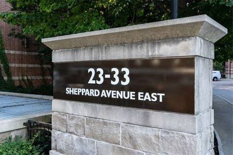 Condo for sale at 33 Sheppard Ave Unit 2712 Toronto Ontario - MLS: C4726220