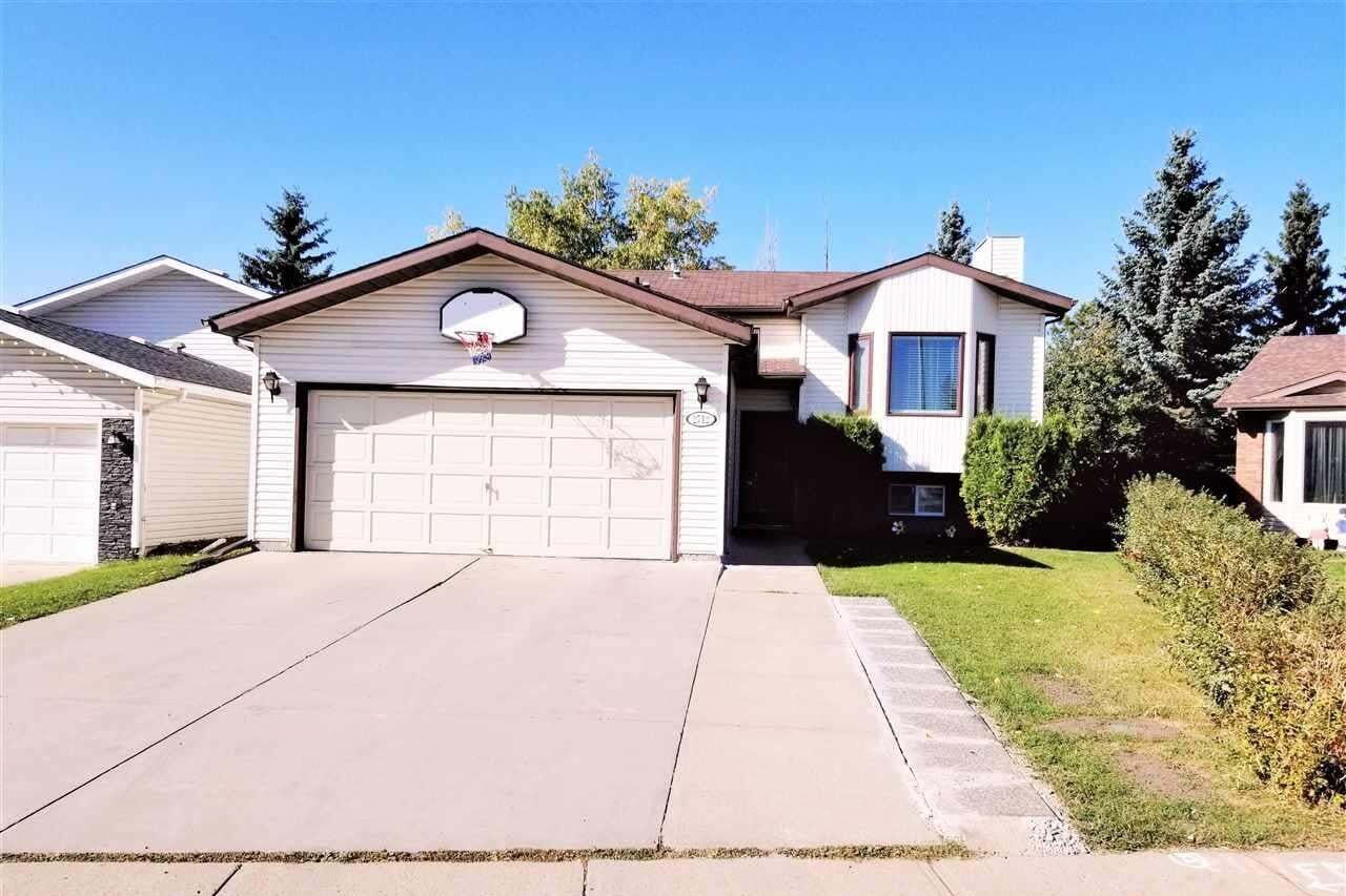 House for sale at 2712 49a St NW Edmonton Alberta - MLS: E4215724