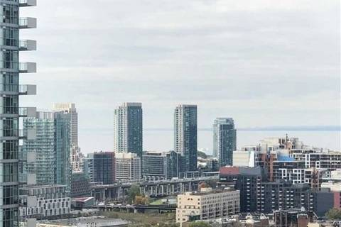 Apartment for rent at 87 Peter St Unit 2713 Toronto Ontario - MLS: C4672122