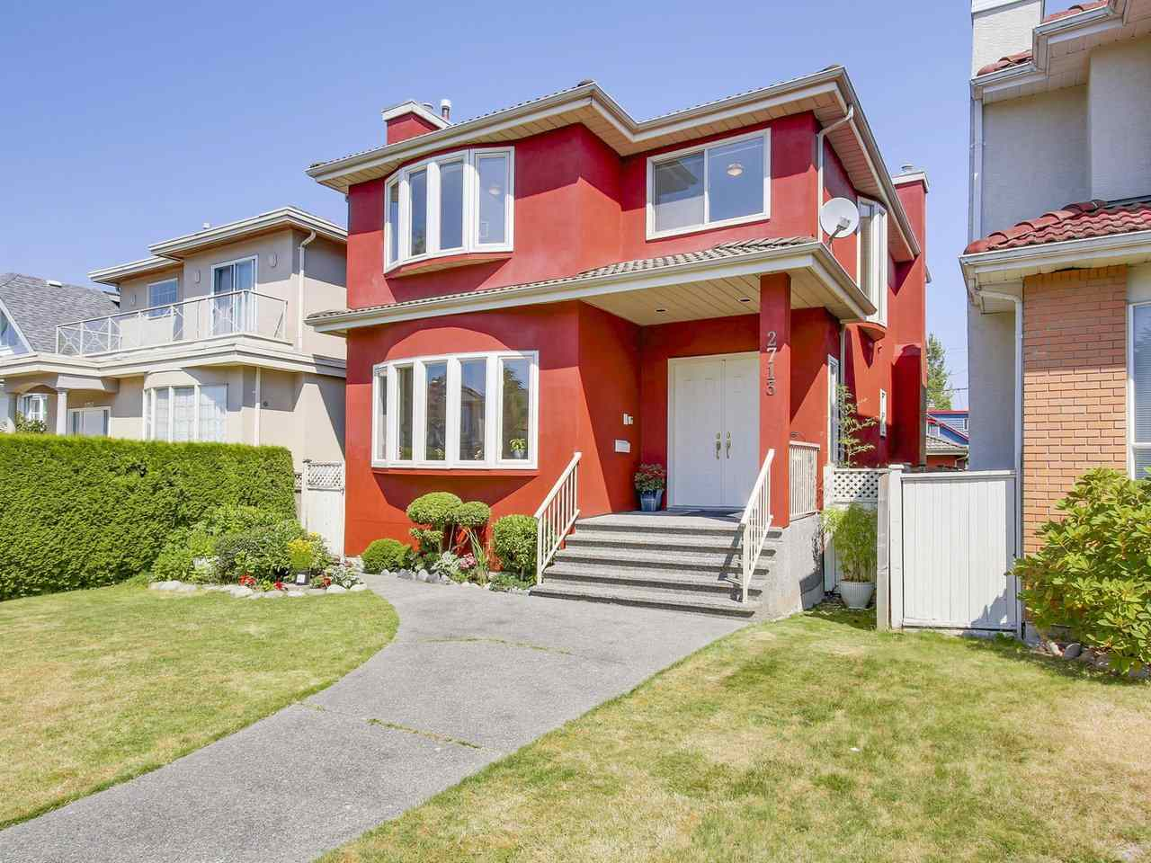 For Sale: 2713 W 23rd Avenue, Vancouver, BC | 5 Bed, 5 Bath House for $3,380,000. See 20 photos!
