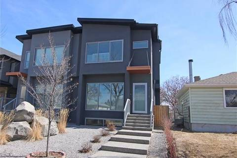 Townhouse for sale at 2714 18 St Northwest Calgary Alberta - MLS: C4286599