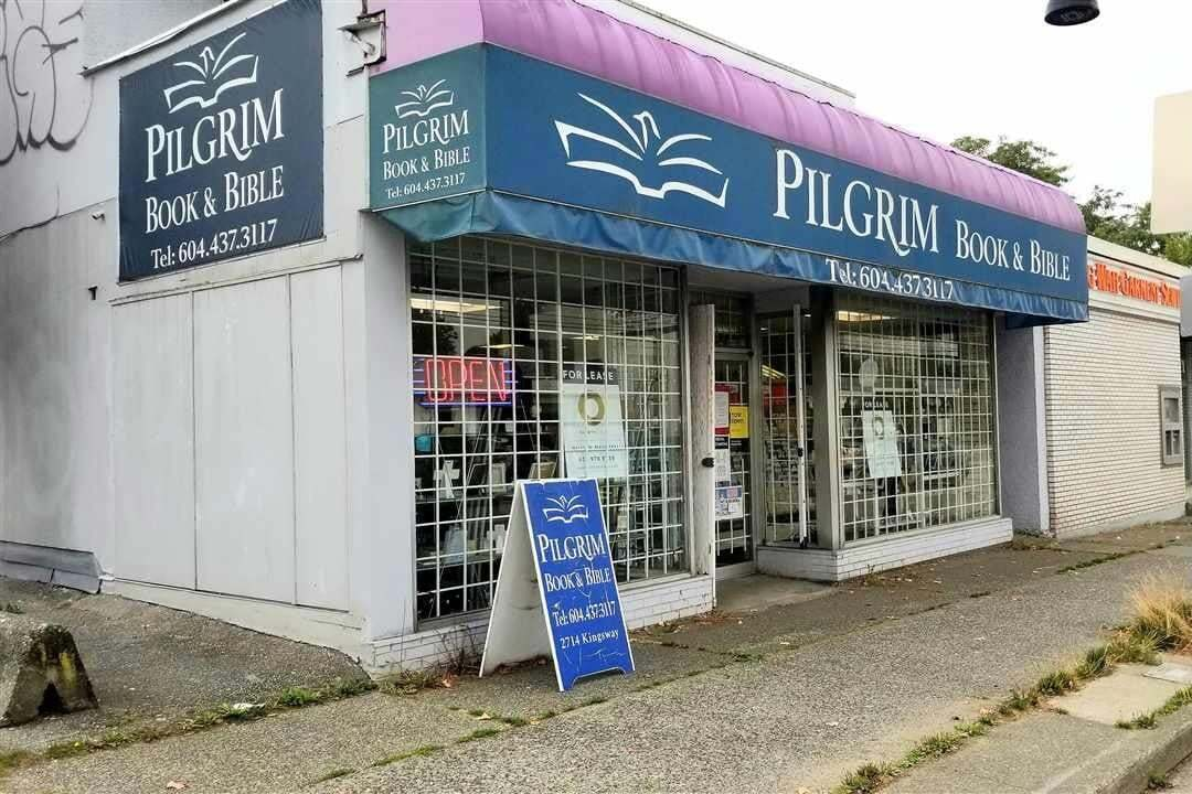 Commercial property for lease at 2714 Kingsway  Vancouver British Columbia - MLS: C8034283