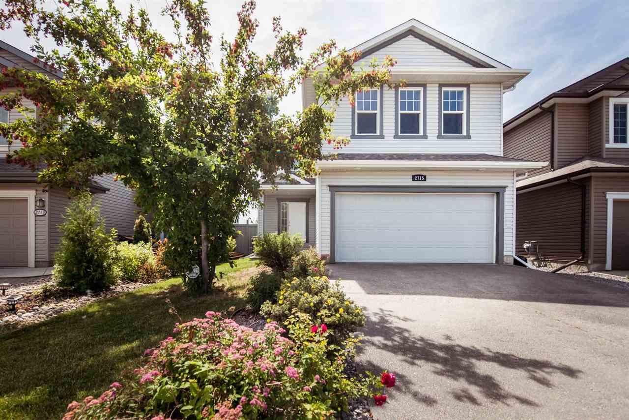 Sold: 2715 Miles Place, Edmonton, AB