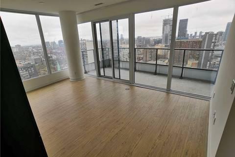 Apartment for rent at 85 Wood St Unit 2716 Toronto Ontario - MLS: C4490299