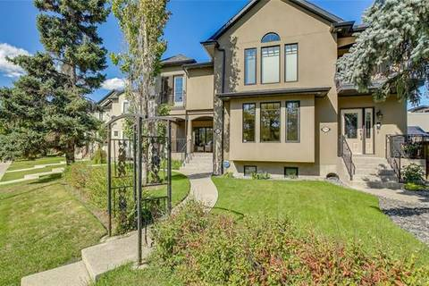 Townhouse for sale at 2716 Parkdale Blvd Northwest Calgary Alberta - MLS: C4266660