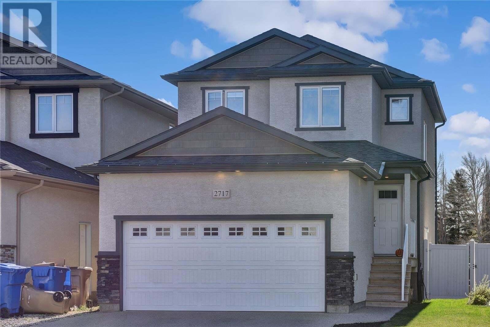 House for sale at 2717 Makowsky Cres Regina Saskatchewan - MLS: SK830729