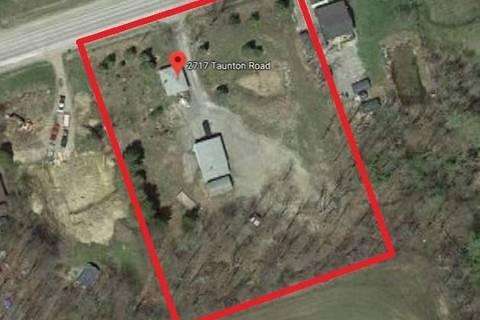 House for sale at 2717 Taunton Rd Clarington Ontario - MLS: E4673101