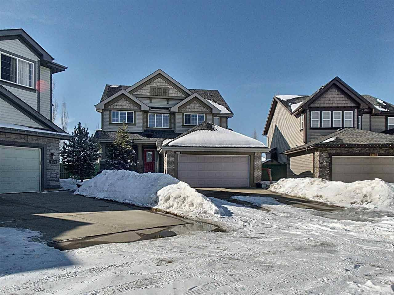 House for sale at 2718 Hanna Ct Nw Edmonton Alberta - MLS: E4190905