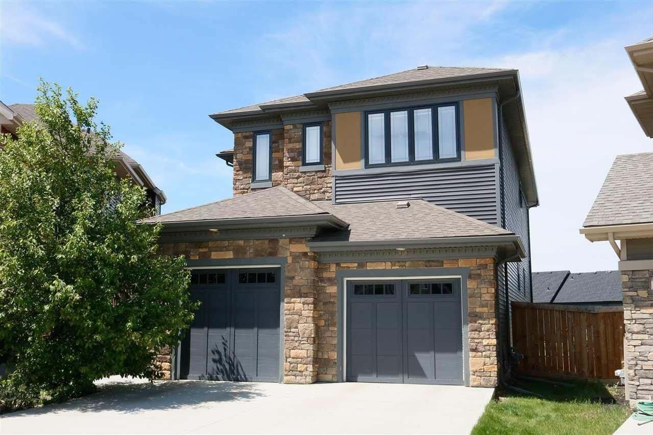 House for sale at 2718 Kirkland Wy SW Edmonton Alberta - MLS: E4215437
