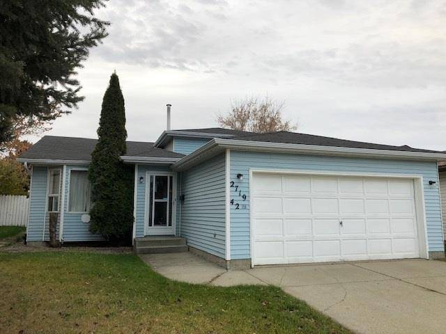 House for sale at 2719 42 St Nw Edmonton Alberta - MLS: E4178207