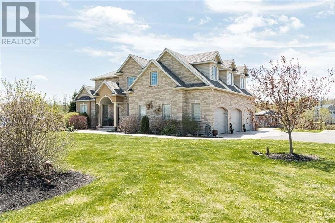 House for sale at 2719 Acadie  Cap Pele New Brunswick - MLS: M128611