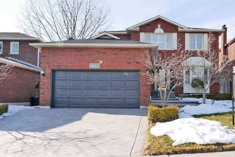 House for sale at 2719 Kingsway Dr Oakville Ontario - MLS: W4694382