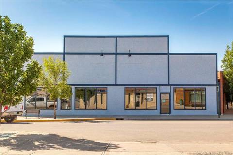Commercial property for sale at 272 24 St Fort Macleod Alberta - MLS: LD0175862
