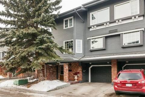 Townhouse for sale at 4037 42 St Northwest Unit 272 Calgary Alberta - MLS: C4282816